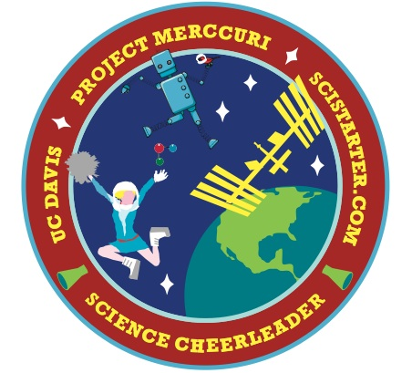 International Space Station Citizen Science Logo