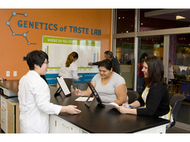 Genetics of Taste Lab