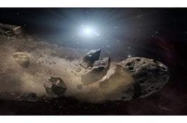 Target Asteroids!