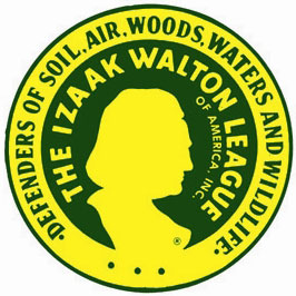 logo for the Izaac Walton League of America